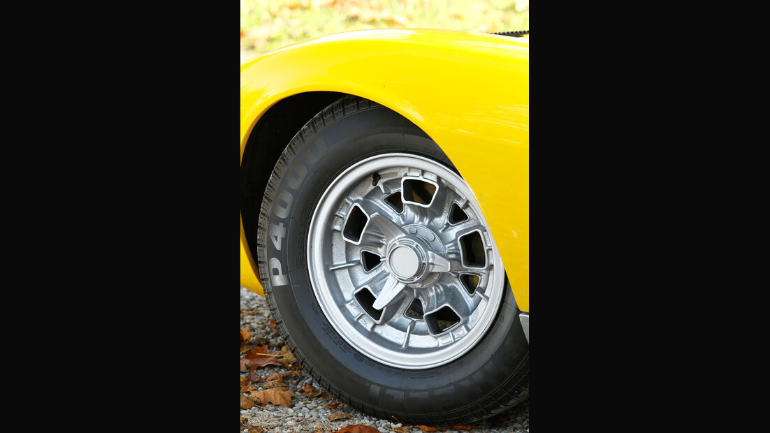 Lamborghini Miurca SV, Vorderrad, Felge