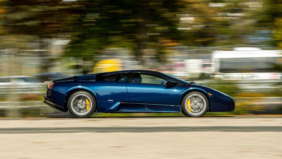 Lamborghini MurciŽlago, Exterieur