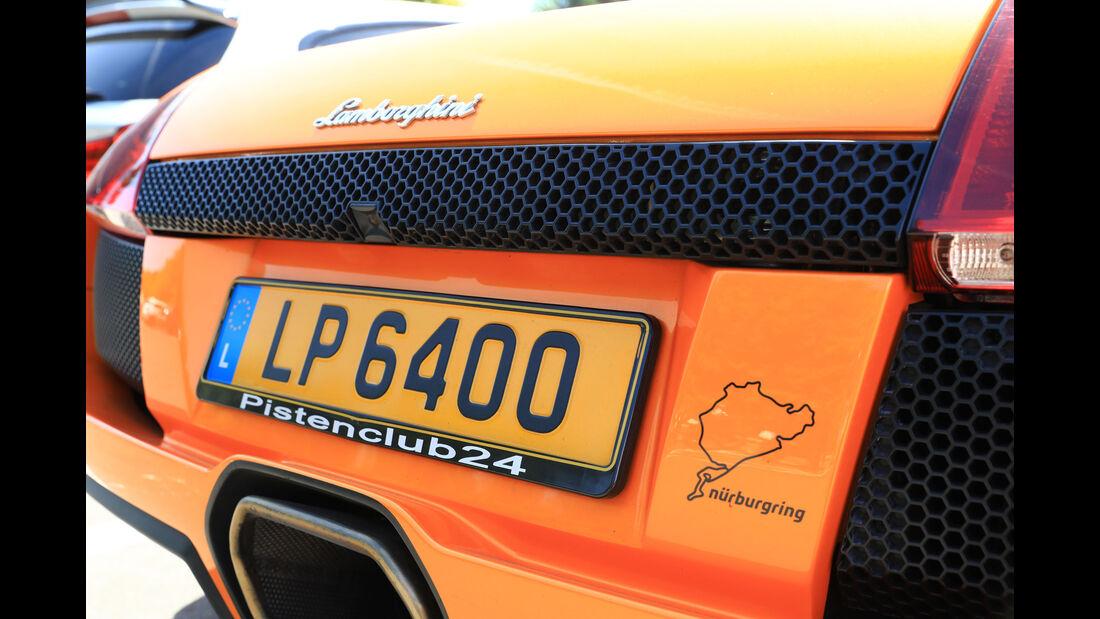 Lamborghini Murciélago - Fan-Autos - 24h-Rennen Nürburgring 2017 - Nordschleife