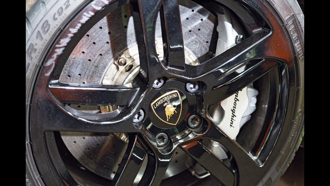 Lamborghini Murciélago, Felge
