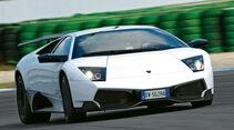Lamborghini Murcièlago LP 670-4 SV, Frontansicht