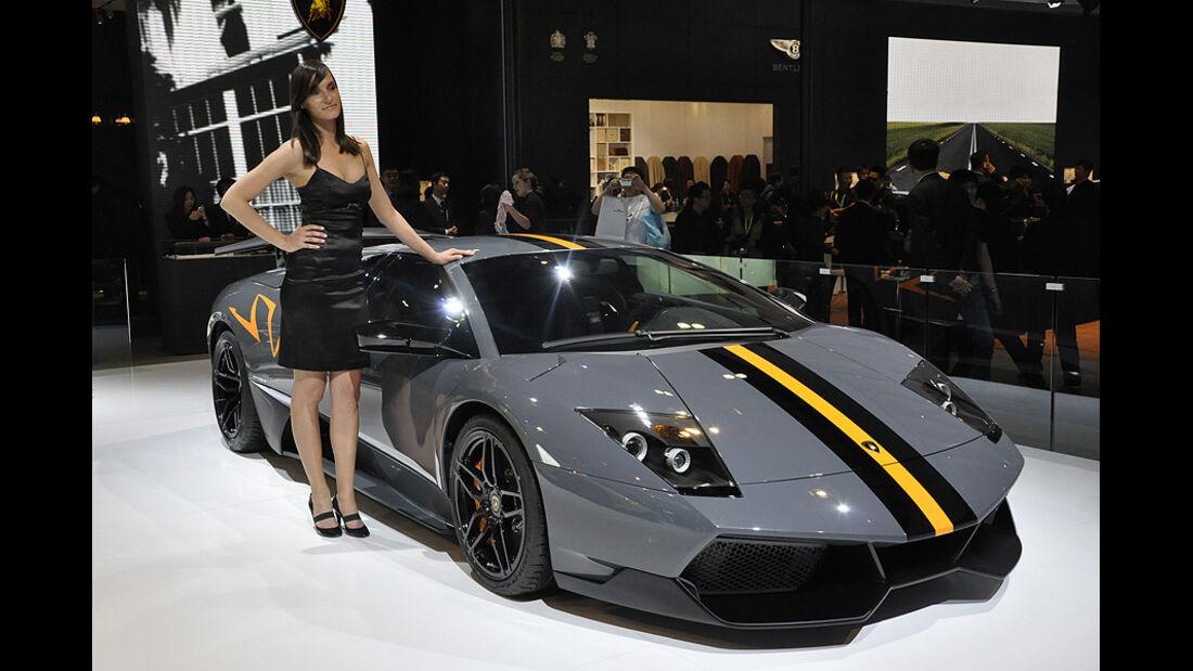 Lamborghini Murciélago LP 670-4 SuperVeloce China Limited Edition