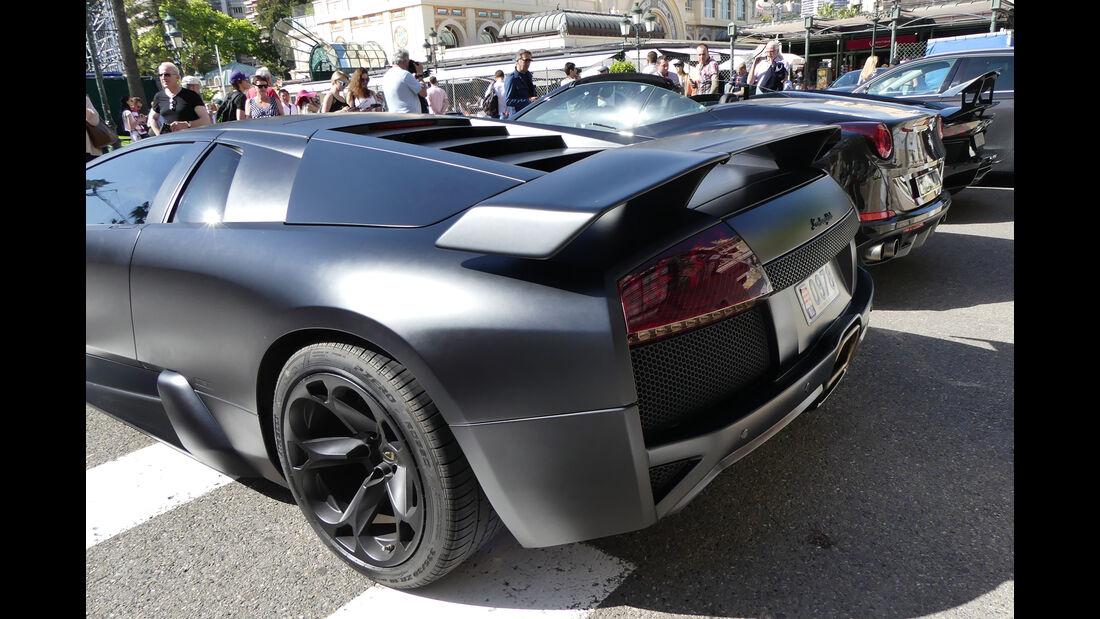 Lamborghini Murcielago - Carspotting - GP Monaco 2016