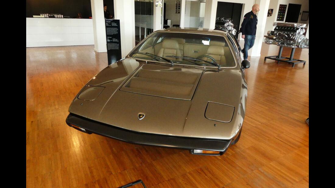 Lamborghini P 250 Urraco - Lamborghini Museum - Sant'Agata Bolognese