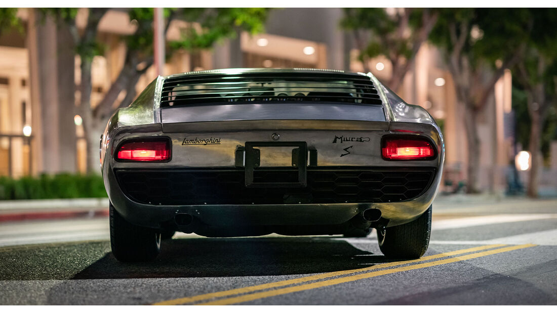 Lamborghini P400S (1971)