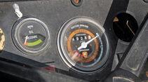 Lamborghini R 503, Rundinstrumente