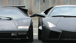 Lamborghini Reventón, Lamborghini Countach Turbo S
