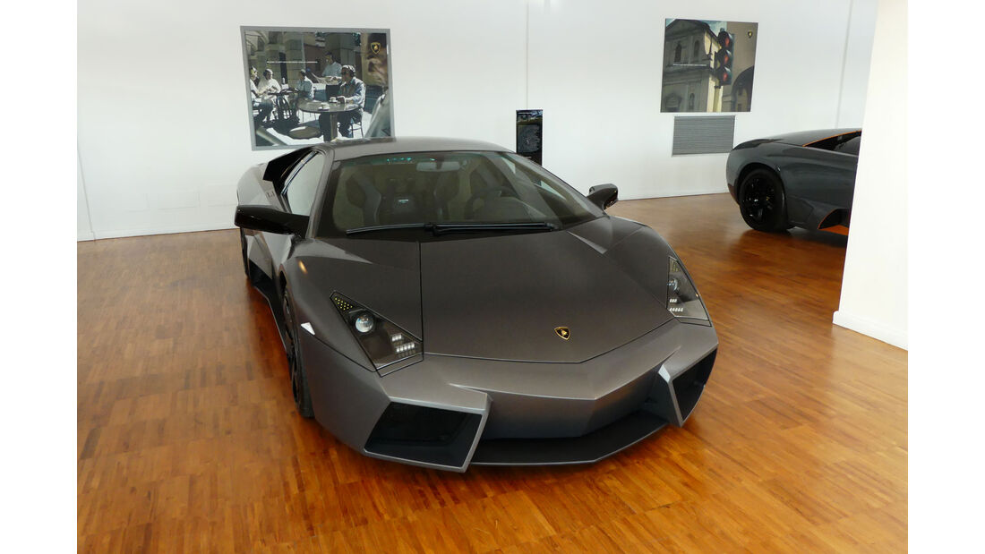 Lamborghini Reventón - Lamborghini Museum - Sant'Agata Bolognese