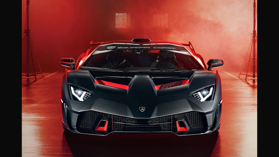 Lamborghini SC18 Alston