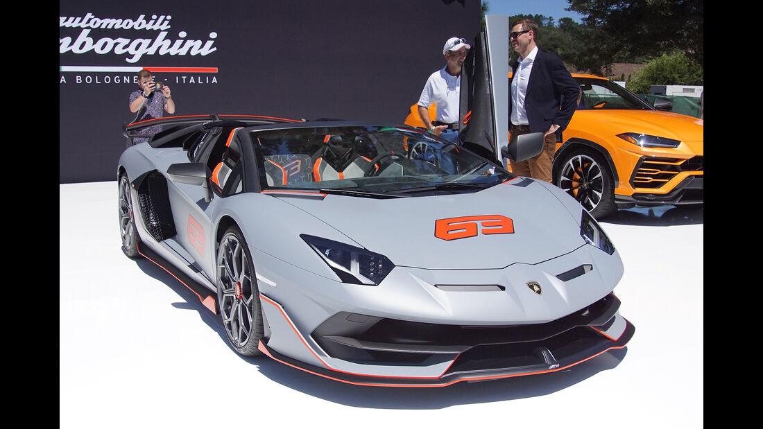 Lamborghini SV Roadster 63 Special Edition