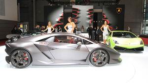 Lamborghini Sesto Elemento Paris 2010