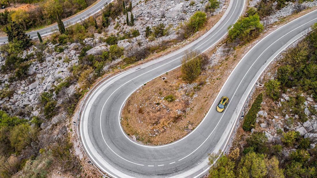 Lamborghini Sián, Serpentine