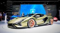Lamborghini Sian, IAA 2019