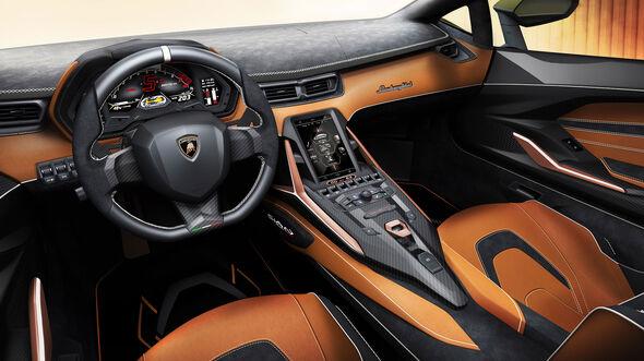 Lamborghini Sian