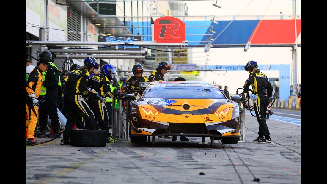 Lamborghini Super Trofeo - #63 - 24h Rennen Nürburgring 2018 - Nordschleife