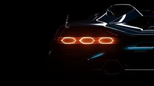 Lamborghini Teaser