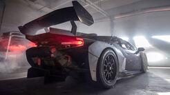 Lamborghini Teaser - Super Trofeo 2021