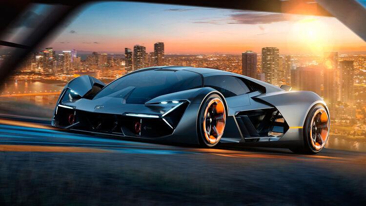 Neuer Lamborghini