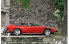 Lamborghini Urraco P 250, Seitenansicht