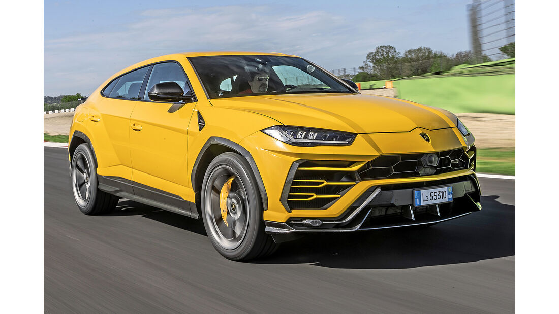 Lamborghini Urus, Best Cars 2020, Kategorie K Große SUV/Geländewagen