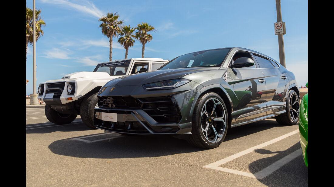 Lamborghini Urus - Cars & Copters 2018