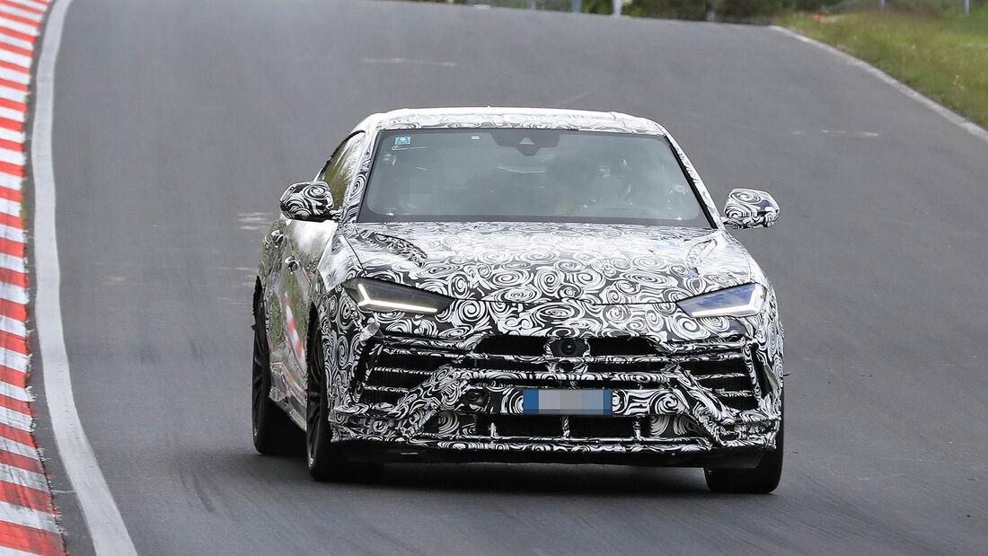 Lamborghini Urus Erlkönig