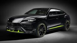 Lamborghini Urus Graphite Capsule