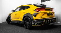 Lamborghini Urus Keyrus von Keyvany Tuning