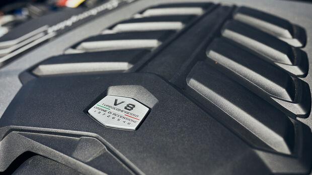 Lamborghini Urus, Motor