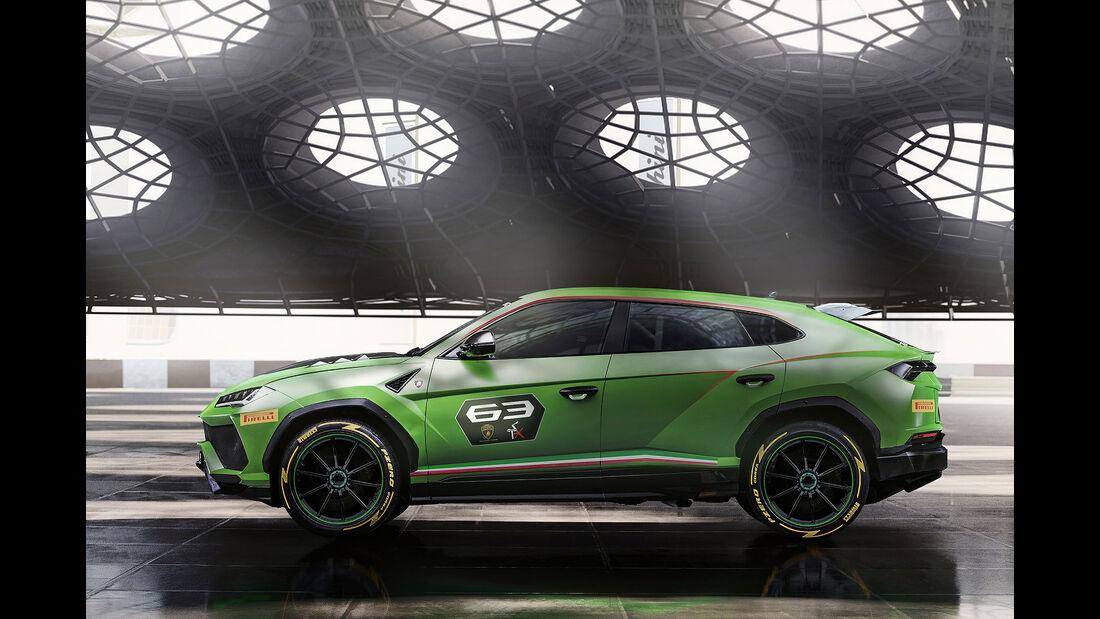 Lamborghini Urus ST-X Concept