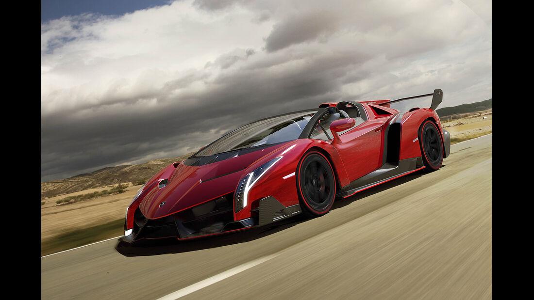 Lamborghini Veneno Roadster