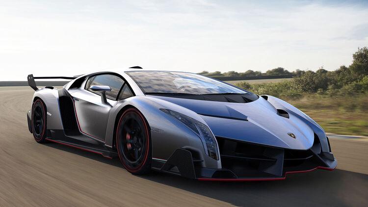 Lamborghini Veneno 10,Mio,Rarität steht zum Verkauf , auto