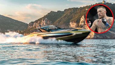 """Lamborghini Yacht """"Tecnomar for Lamborghini 63"""""""
