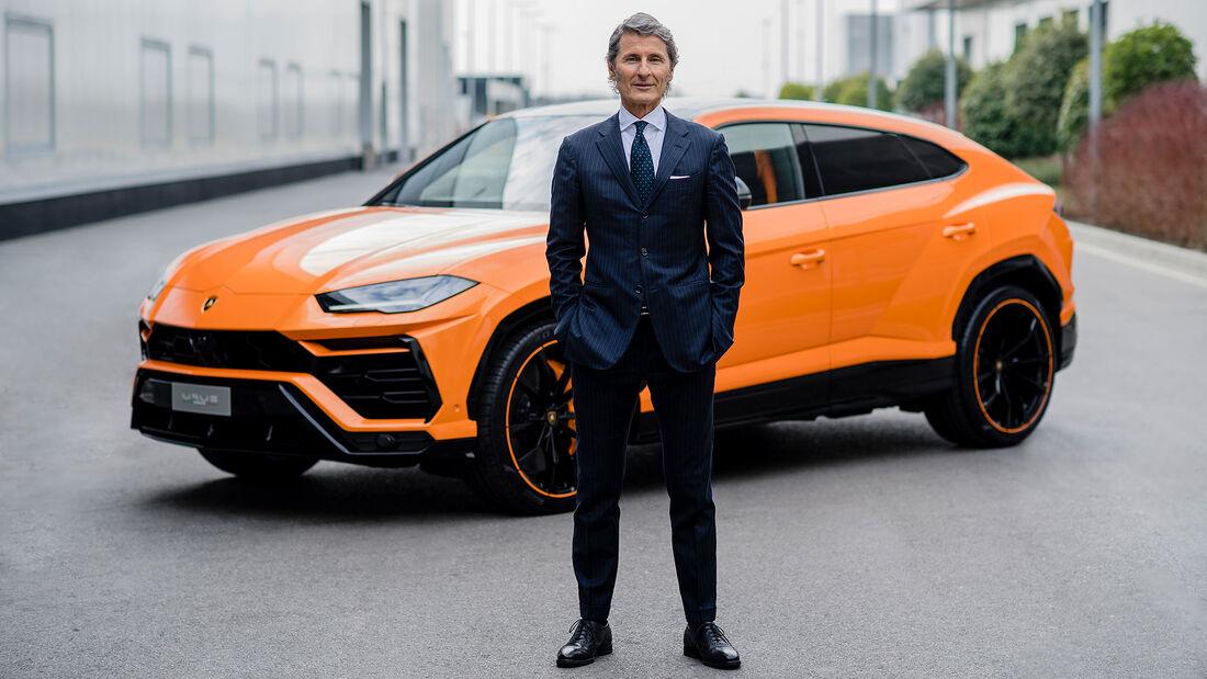 Lamborghini Zukunft Direzione Cor Tauri Elektro Hybrid