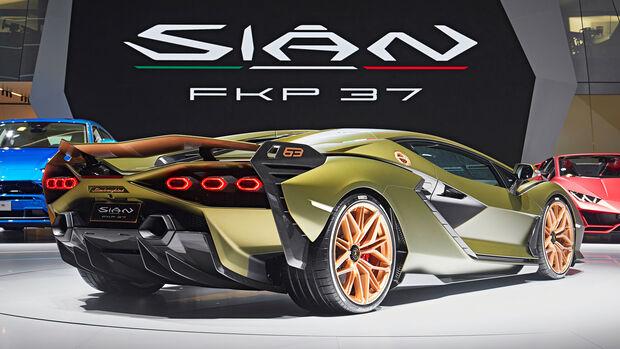 Lamborghini, ZukunftsplŠne