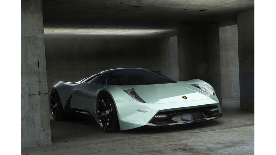 Lamborghini insecta-Concept