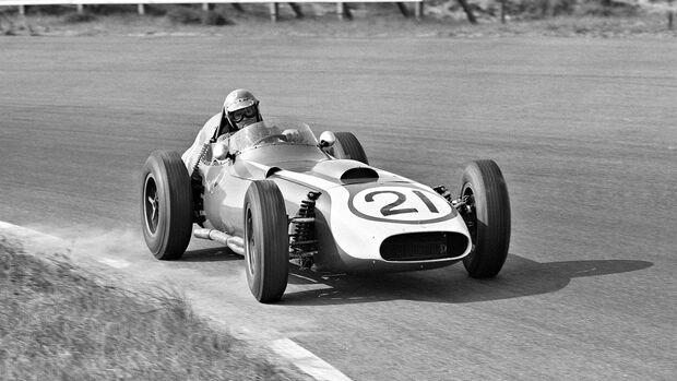 Lance Reventlow - Scarab F1 - GP Niederlande 1960