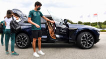 Lance Stroll - Aston Martin - Formel 1 - GP Frankreich - 17. Juni 2021