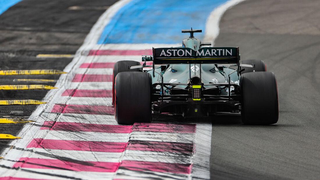 Lance Stroll - Aston Martin - Formel 1 - GP Frankreich - Le Castellet - 19. Juni 2021