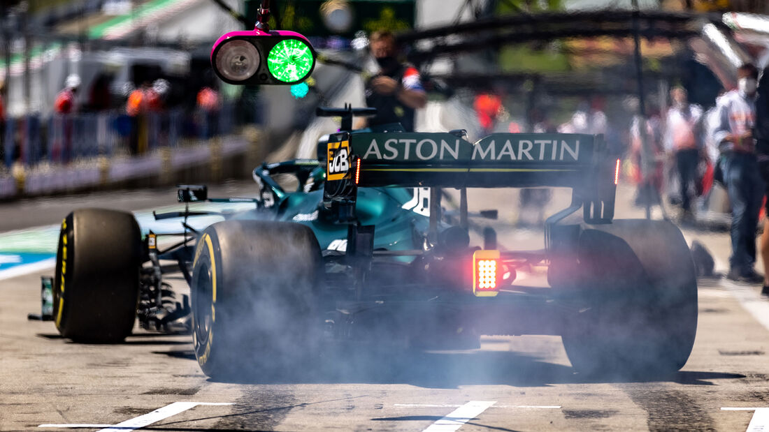 Lance Stroll - Aston Martin - Formel 1 - GP Steiermark - 26. Juni 2021