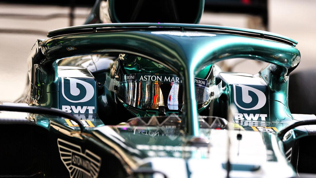 Lance Stroll - Aston Martin - Formel 1 - Test - Bahrain - 13. März 2021