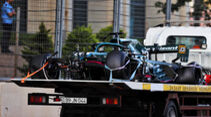 Lance Stroll - Aston Martin - GP Aserbaidschan 2021 - Baku - Rennen
