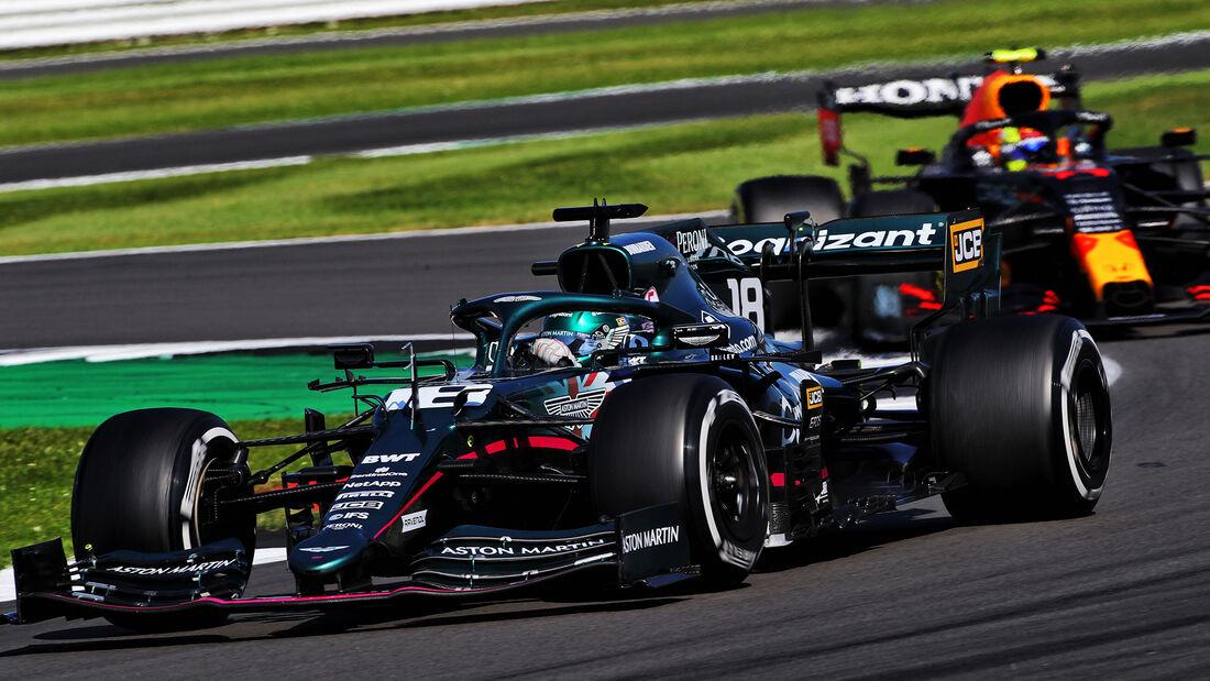 Lance Stroll - Aston Martin - GP England 2021 - Silverstone