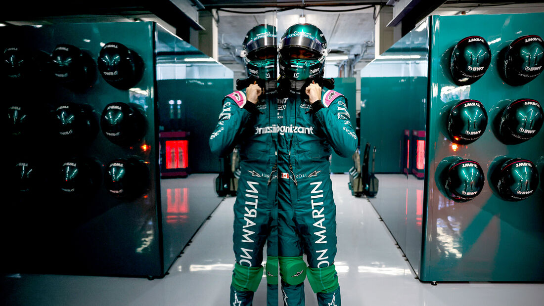 Lance Stroll - Aston Martin - GP Niederlande - Zandvoort - Formel 1 - 3. September 2021