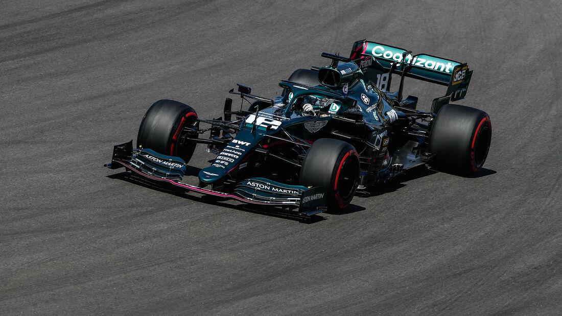Lance Stroll - Aston Martin - GP Portugal 2021 - Portimao