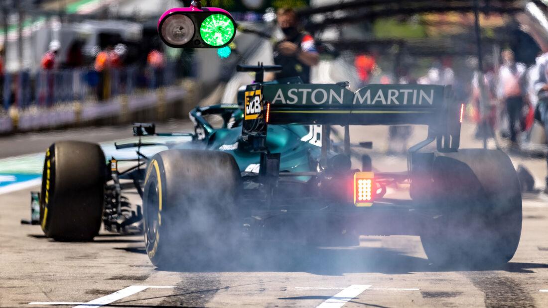Lance Stroll - Aston Martin - GP Steiermark 2021 - Spielberg