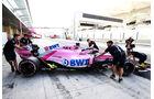 Lance Stroll - Force India - F1-Testfahrten - Abu Dhabi - 27.11.2018