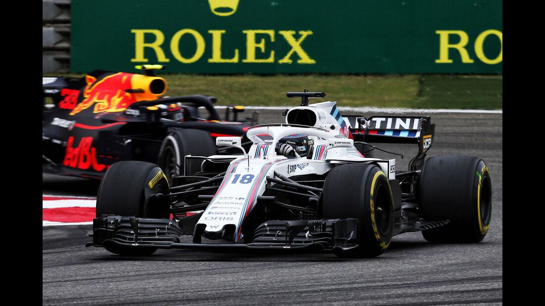 Lance Stroll - Formel 1 - GP China 2018