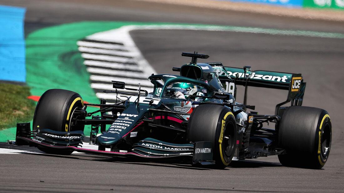 Lance Stroll - Formel 1 - GP England 2021