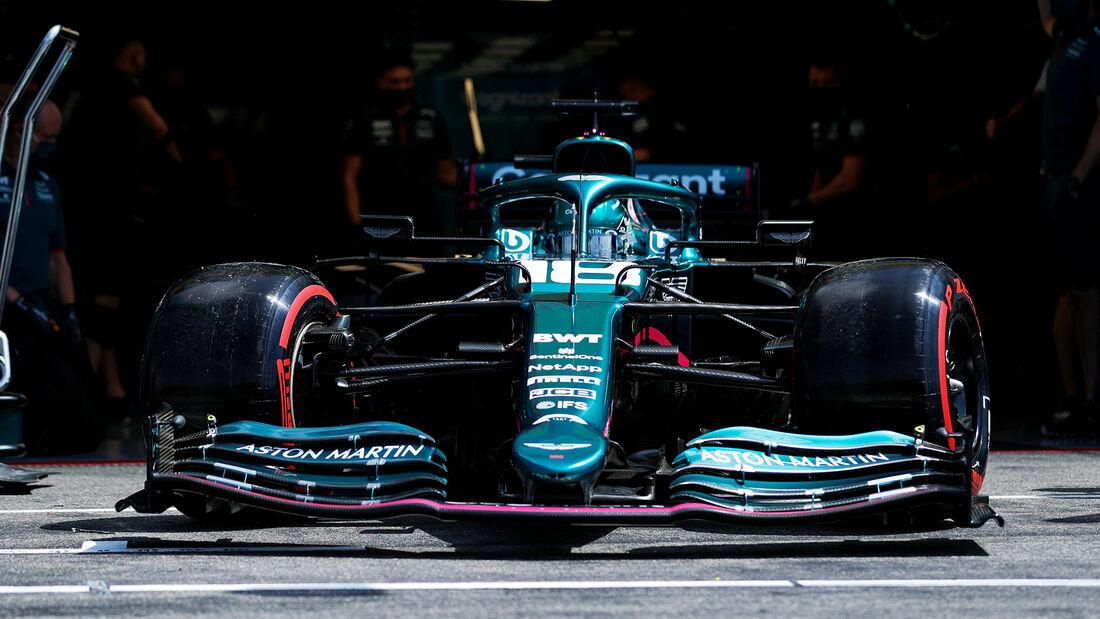 Lance Stroll - Formel 1 - GP Frankreich 2021